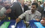 Iran's Ahmadinejad suffers blow as VP sacked