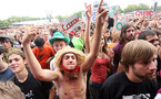 Record attendance at Sziget festival