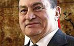 Mubarak firm on final status push in Obama talks