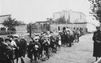 Survivors mark 65th anniversary of end of Lodz ghetto