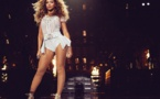 Beyonce waxwork back on show after backlash over skin tone