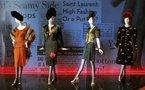 Major retrospective for fashion genius Saint Laurent