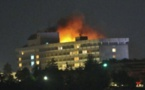 Four militants storm hotel in Afghan capital