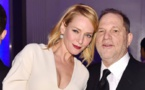 Actress Uma Thurman lobs latest allegations against Harvey Weinstein