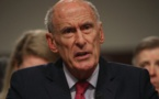 US intelligence chief: Russia will try to undermine 2018 elections