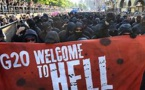 After the G20 riots in Hamburg, now the musical: 'Welcome to Hell'