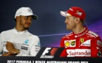 Vettel wins Australia GP from Hamilton, helped by virtual safety car