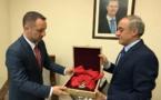 Al-Assad returns 'Legion d'honneur' to France