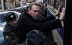 Navalny organizes Russia-wide protests against Putin
