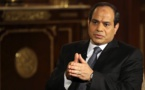 Egypt's al-Sissi lauds slain security personnel on Eid al-Fitr
