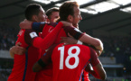Kane rescues England with injury-time winner against Tunisia