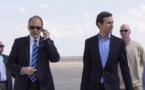 White House adviser Kushner meets Jordanian king