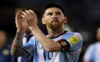 Argentina survive against Nigeria to reach World Cup last 16