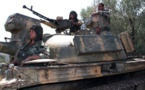 Syrian government forces launch offensive to retake southern province