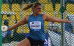 History-seeking Croatian discus queen Perkovic in a league of her own