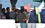 Fears of tuberculosis outbreak among migrants stuck on Italian ship