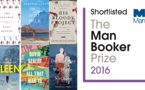 Six novels shortlisted for Man Booker Prize; early favourite absent