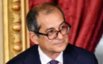 Italy's economy minister breaks silence, defends higher deficit plans