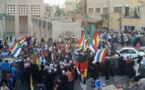 Protests in Syria over Islamic State's execution of woman hostage