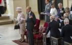 Queen Elizabeth's granddaughter Eugenie marries at Windsor Castle