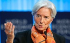 IMF chief 'horrified' by missing journalist but still going to Riyadh