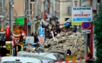 Around 10 people feared buried after two buildings collapse in France