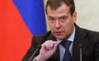 Russian prime minister lashes out at US after China meeting