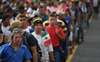 US closes border crossing in California amid pressure from migrants