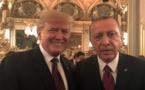 Turkey's Erdogan will 'eradicate' Islamic State in Syria, Trump says