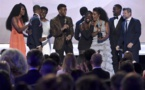 'Black Panther' wins top prize at the Screen Actors Guild Awards