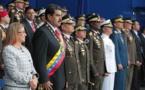 Maduro warns of civil war in TV interview on eve of EU deadline