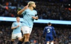 Man City demolish Chelsea 6-0 to move back to top of Premier League