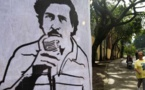 Pablo Escobar's home is blown up in Colombia