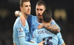 Manchester City beat Chelsea on penalties to win League Cup