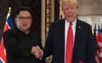 Kim Jong Un boards train for North Korea after Trump talks fail