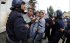 Students protest in Algeria over president's bid for a fifth term