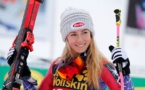 Shiffrin claims fourth season title with giant slalom win
