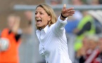 Grings first female coach of male soccer team in German top tiers