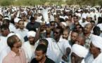 Sudan protest organizers reject military's pledge to bring democracy