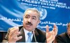 Abbas swears in new Palestinian Liberation Organization government