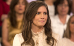 Amanda Knox returns to Italy for debate on miscarriages of justice