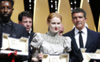 The 2019 Cannes Film Festival award recipients