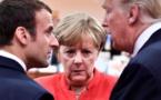 Macron says he would back Merkel as European Commission president