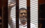 Egypt's former president Morsi dies after collapsing in court