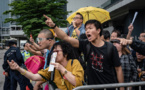 Hong Kong protesters attempt to break into legislature
