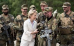 Berlin rejects US call for German ground troops in Syria