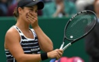 Barty remains top in WTA rankings; Wimbledon champ Halep fourth