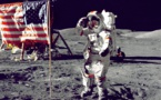 Celebrations cap series of events marking NASA's 1969 Moon landing