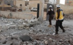 Watchdog: 10 civilians killed in airstrikes on rebel bastion in Syria