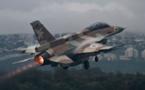 Israeli airstrike targets Palestinian base in Lebanon